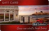 $25.00 RED LOBSTER GIFT CARD